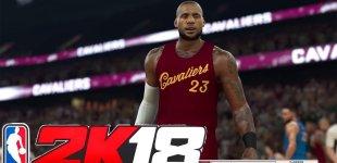 NBA 2K18. Геймплейный трейлер
