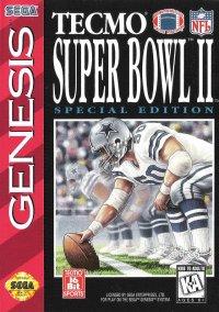 Tecmo Super Bowl II – фото обложки игры