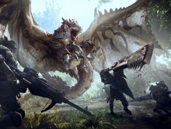 Monster Hunter: World. Трейлер PC-версии