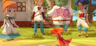 Little Dragons Café. Геймплейный трейлер