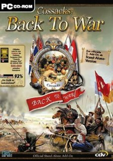 Cossacks - Back To War