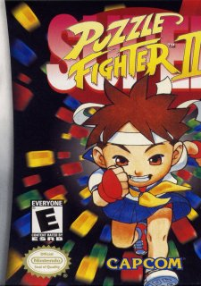 Super Puzzle Fighter II