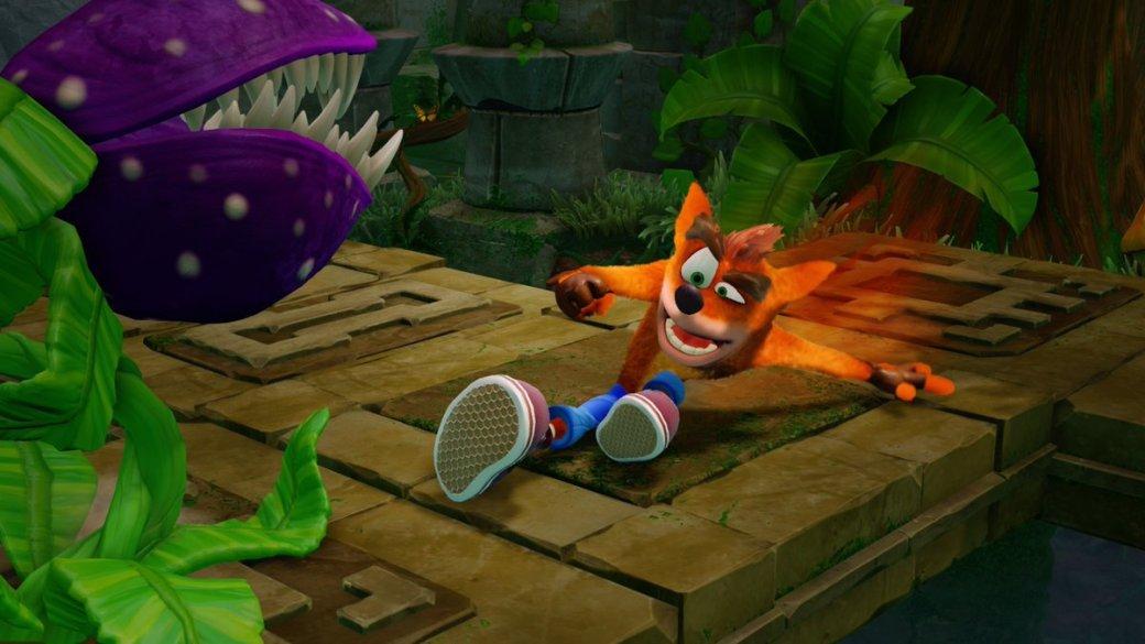 Новый геймплей искриншоты Crash BandicootN. Sane Trilogy   Канобу - Изображение 95