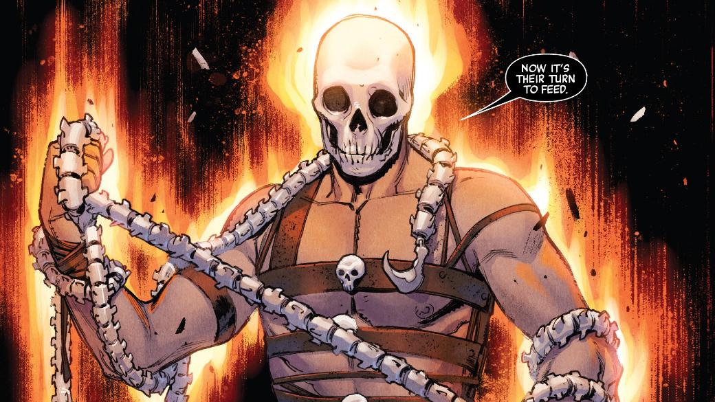 Как появился самый первый Призрачный гонщик вкомиксах Marvel? Онжил замиллион лет донашейэры! | Канобу - Изображение 1