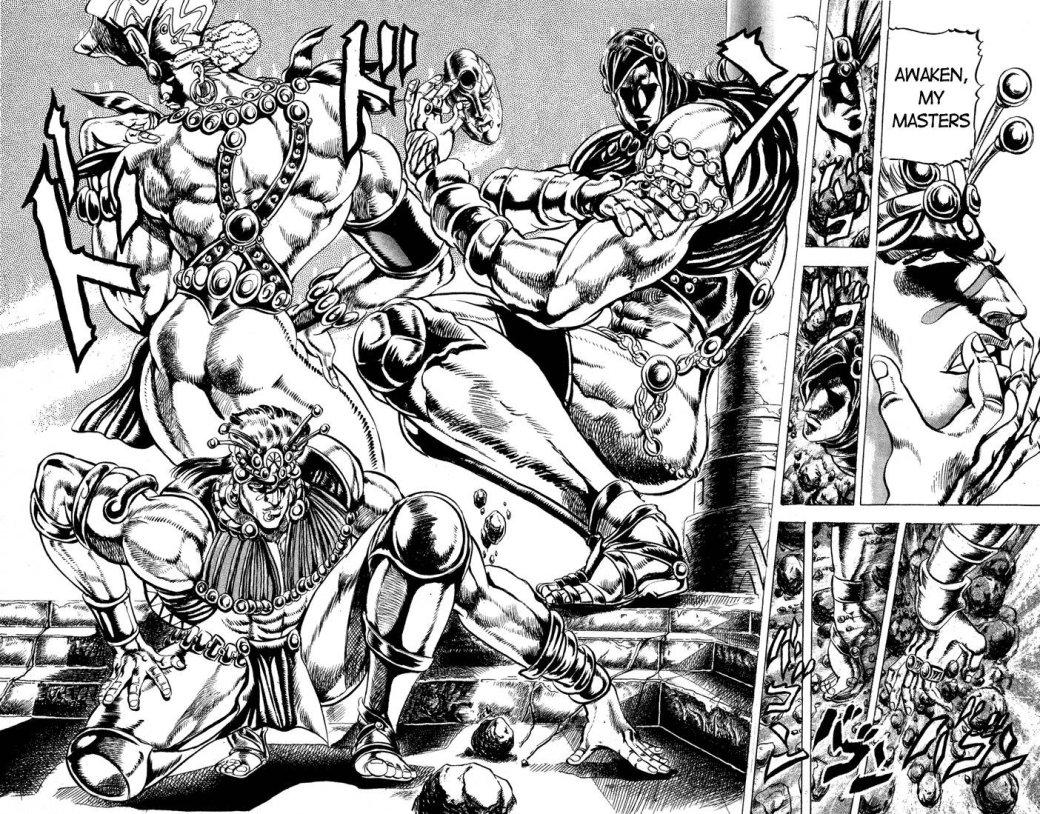 «Невероятные приключения ДжоДжо»— самая безумная икрутая история вмире | Канобу - Изображение 6