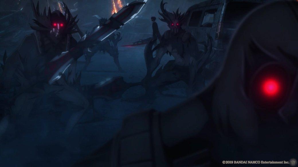 Code Vein — лучший аналог Dark Souls для фанатов аниме