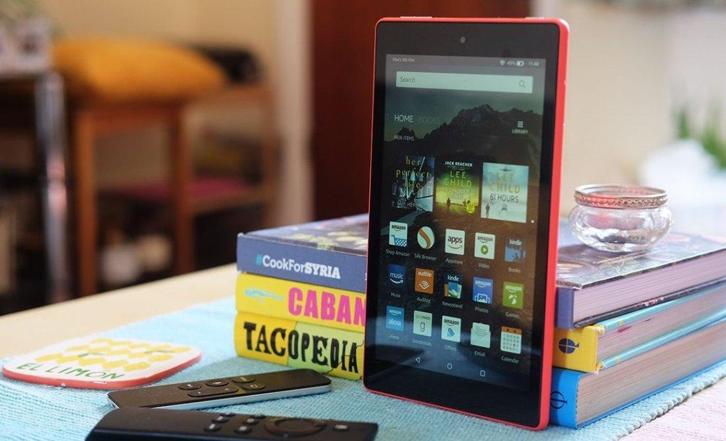 Amazon обновила взрослые идетские бюджетные планшеты All-New Fire 7и7Kids Edition | Канобу - Изображение 1