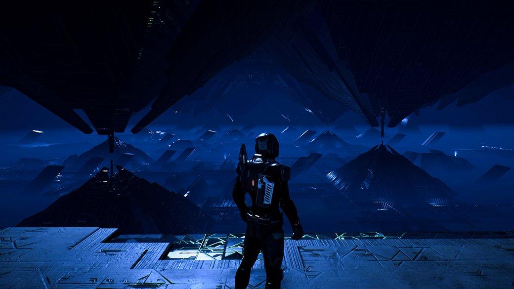 20 изумительных скриншотов Mass Effect: Andromeda | Канобу - Изображение 6
