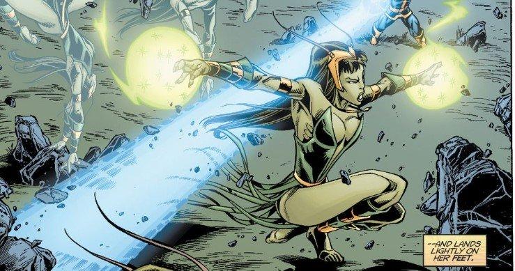 Кто такая Мантис (Стражи Галактики) - комиксы Marvel Comics, фильмы | Канобу