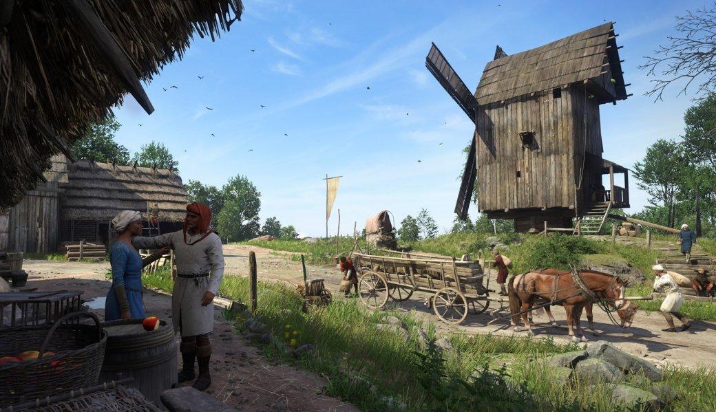 Рецензия на Kingdom Come: Deliverance — игру Warhorse Studios про Богемию, Средневековье, историю | Канобу - Изображение 8