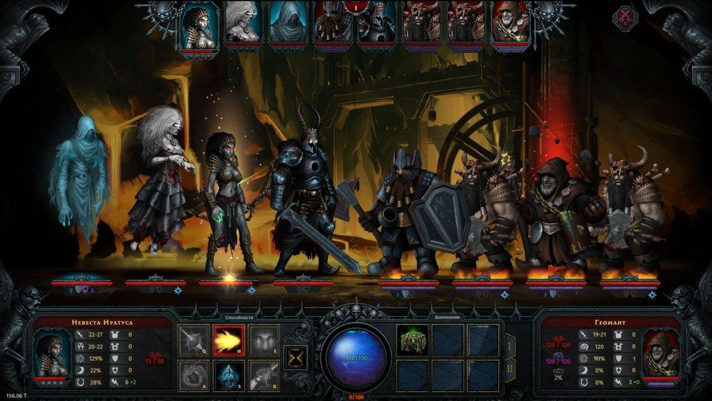 ВРоссии сделали cвою Darkest Dungeon— игру Iratus: Lord ofthe Dead. Чем она лучше ичем хужеDD?