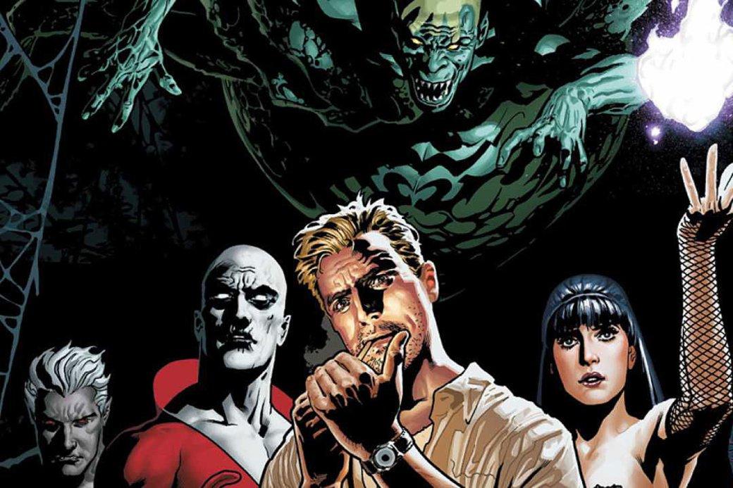 Недавно всеть попала одна изверсий сценария «Темной Лиги справедливости», которой должен был заниматься Гильермо Дель Торо. Чтомогло получиться, еслибы сценарий пошел вработу?