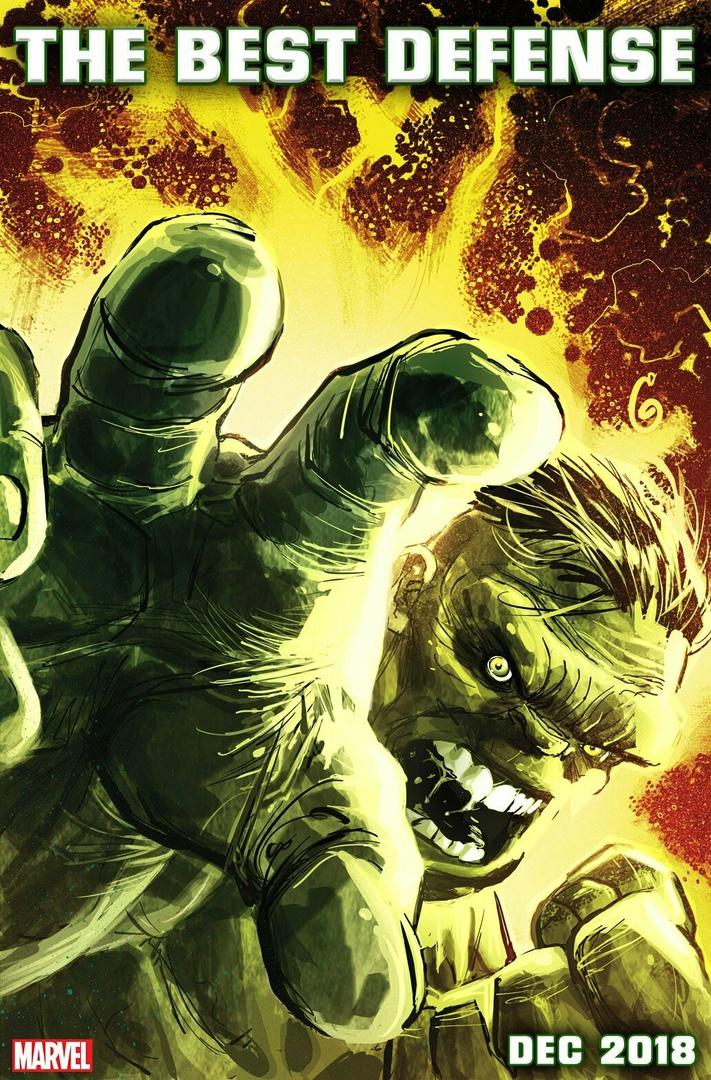 Издательство Marvel вернет оригинальных Защитников— сХалком, Доктором Стрэнджем иСерфером | Канобу - Изображение 5201