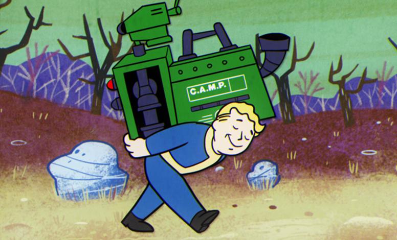 Журналисты GameSpot показали 50-минутный геймплей Fallout 76, нозрителям увиденное не понравилось   Канобу - Изображение 6177