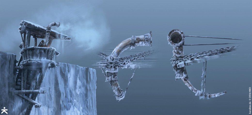 Взгляните напотрясающие концепт-арты 7 сезона «Игры престолов». - Изображение 23