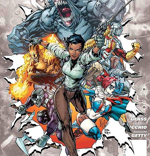 Что  если бы Гражданская война произошла в комиксах DC? | Канобу - Изображение 4740