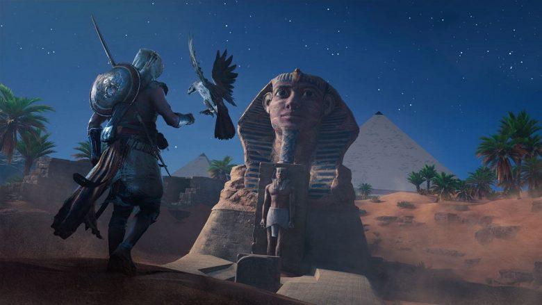 Как авторы Assassin's Creed Origins искажают историю искульптуры, чтобы никого неоскорбить. - Изображение 1