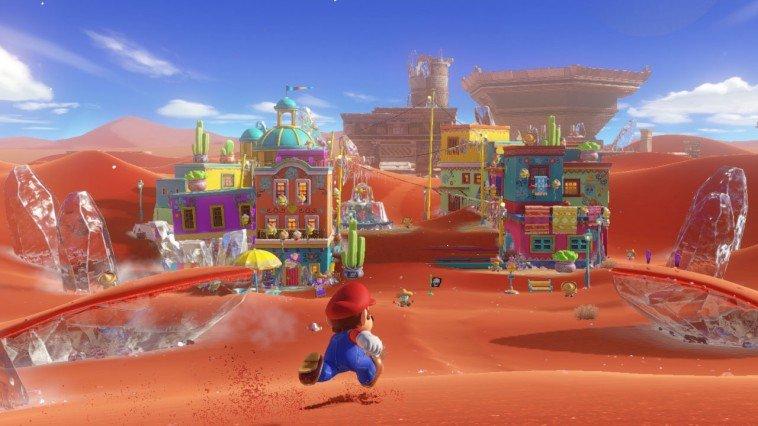Суть. Super Mario Odyssey— еще один веский повод купить Switch | Канобу - Изображение 14292