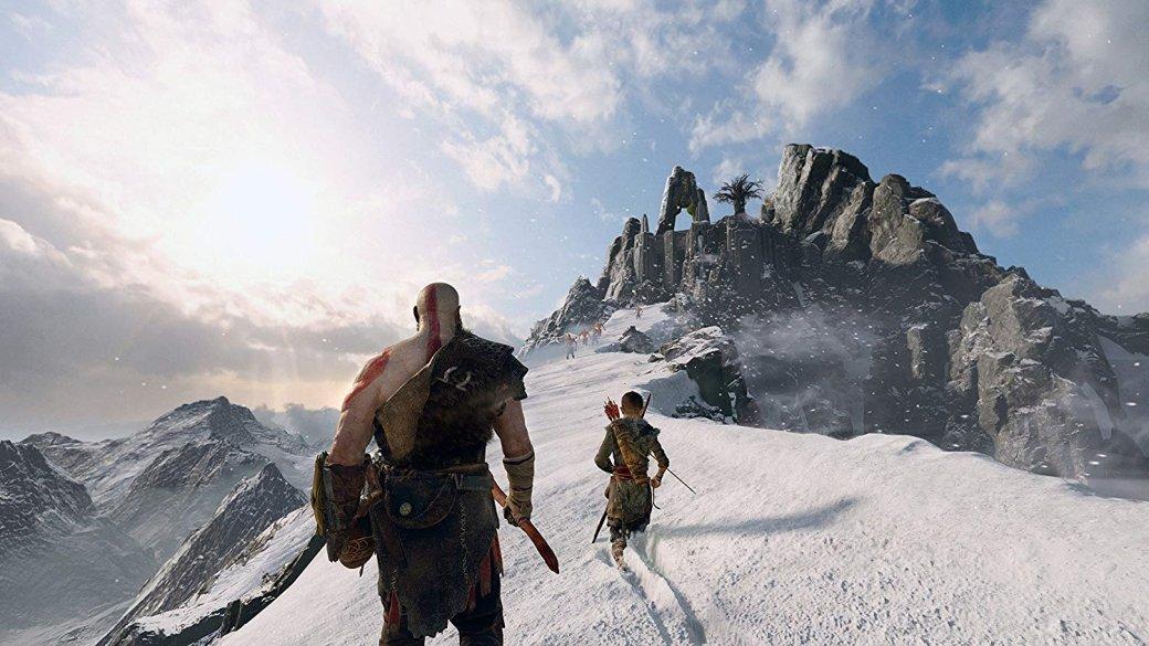 God ofWar уже год— разработчики благодарят фанатов идарят имбесплатную тему саватарами для PS4 | Канобу - Изображение 1