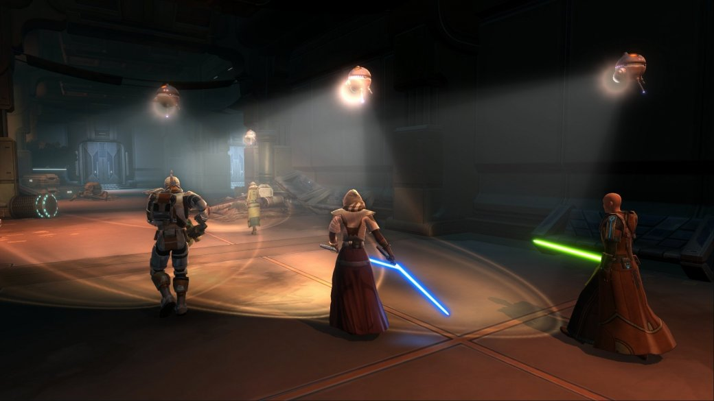 Обзор Star Wars: The Old Republic - рецензия на игру Star Wars: The Old Republic | Рецензии | Канобу