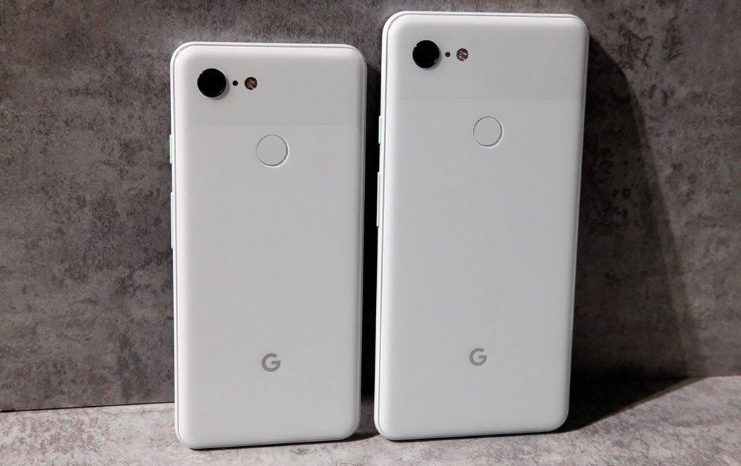 Опубликованы официальные снимки Google Pixel 3a и Pixel 3a XL   Канобу - Изображение 1
