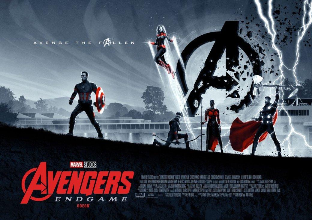 Новые постеры «Мстителей: Финал» намекают нато, что герои разобьются надве команды. Кто скем? | Канобу - Изображение 2