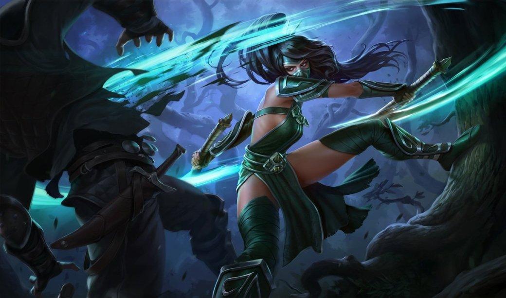 Чудо-женщины. 7 воительниц вселенной League ofLegends | Канобу - Изображение 1