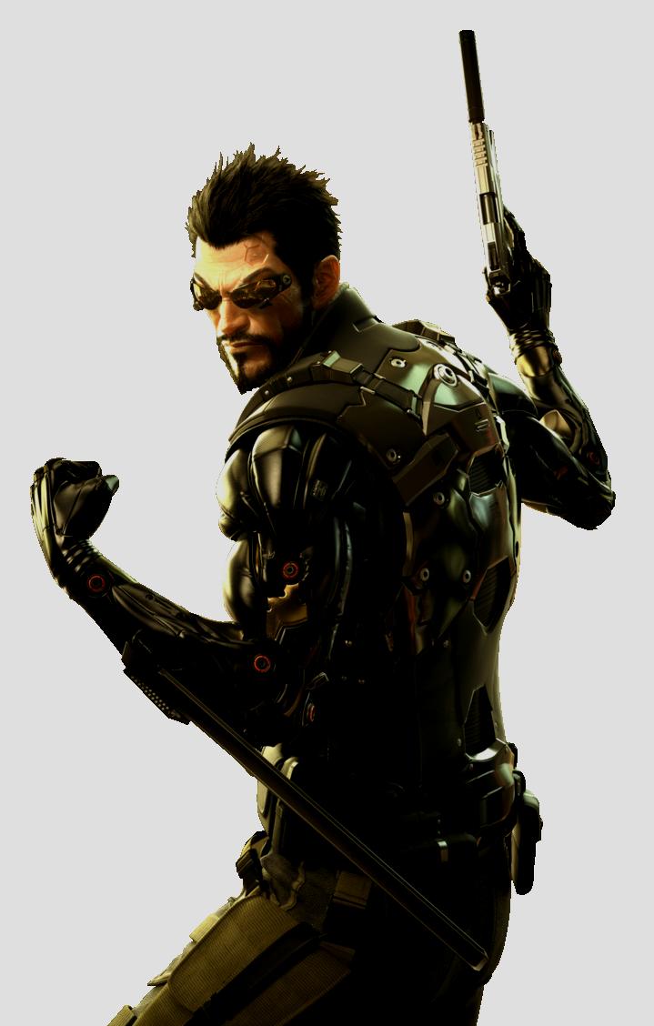 Рецензия на Deus Ex: Mankind Divided | Канобу - Изображение 1