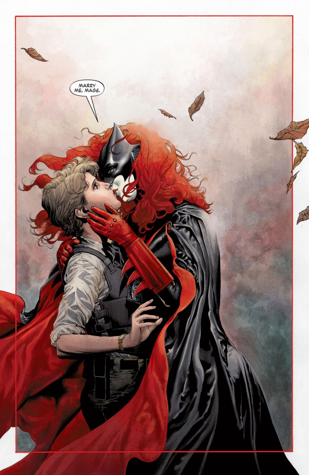 История Бэтвумен: как менялась лесбийская бэт-икона | Канобу - Изображение 26