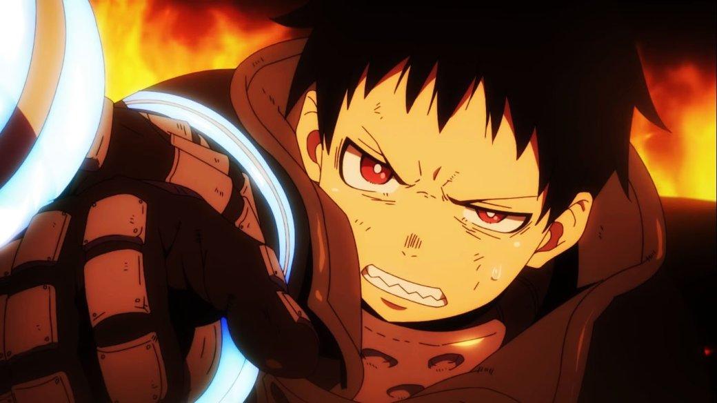 Рецензия на аниме Fire Force | Канобу - Изображение 4766