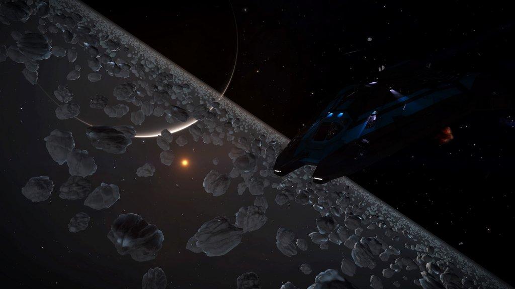 Завораживающий космос. Как Elite: Dangerous выглядит на PS4 | Канобу - Изображение 12