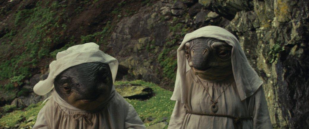 54 неудобных вопроса кфильму «Звездные войны: Последние джедаи». - Изображение 8