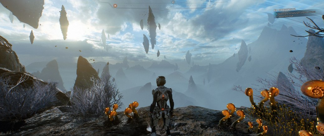 Круглый стол. Зачто мылюбим иненавидим Mass Effect: Andromeda | Канобу - Изображение 1