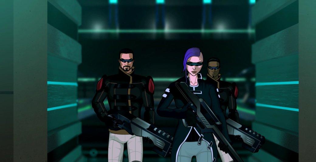 Рецензия на Fear Effect Sedna — игра студии Sushee | Канобу - Изображение 1