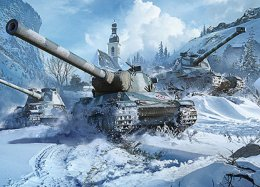 Ребаланс льготной техники и новая карта. 9 октября в World of Tanks выходит обновление 1.2