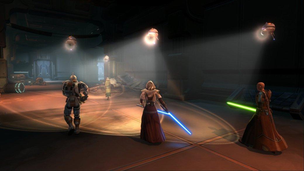 Рецензия на Star Wars: The Old Republic | Канобу - Изображение 4257