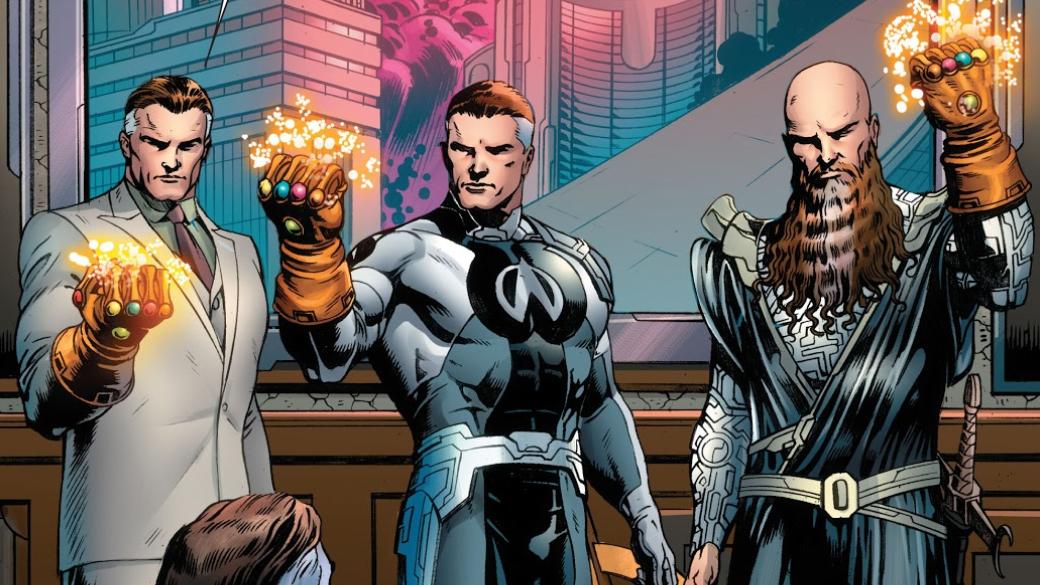 Какие персонажи Marvel, кроме Таноса, использовали Перчатку Бесконечности? | Канобу - Изображение 9