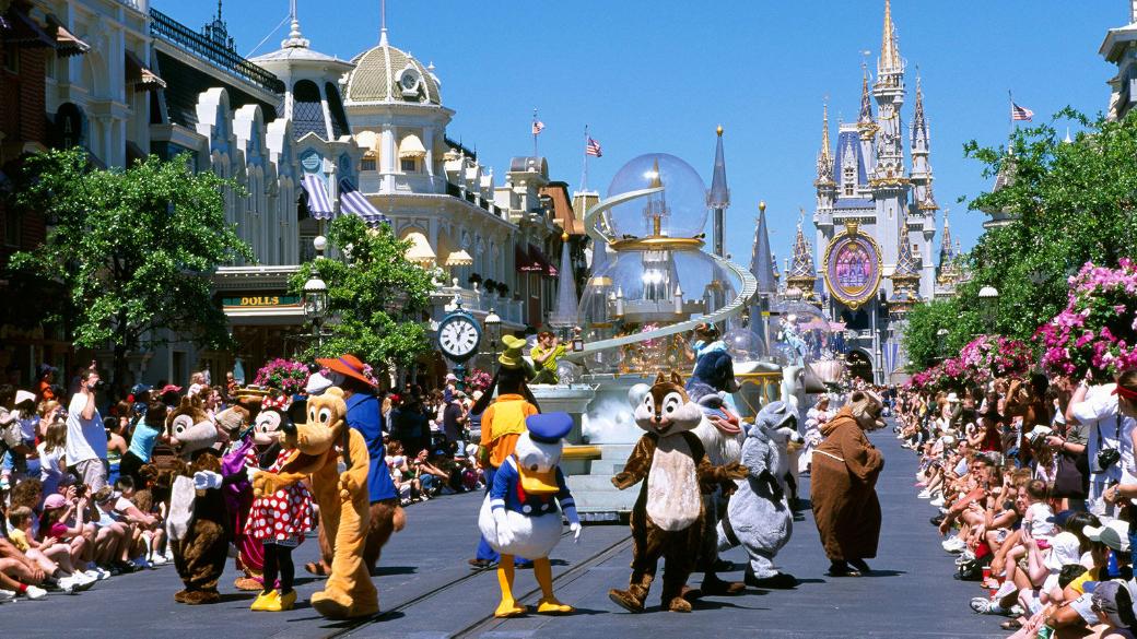 Похоже, скоро в парках развлечений Disney аниматроники начнут крутить «сальтухи». - Изображение 1