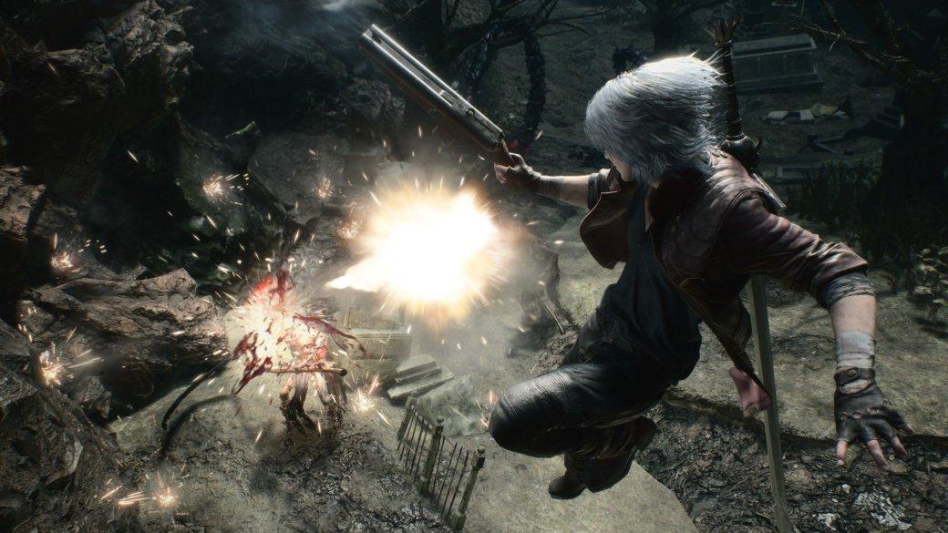 Capcom поделилась часовым геймплеем Devil May Cry VзаДанте. Вконце все поют Devil Trigger! | Канобу - Изображение 2776
