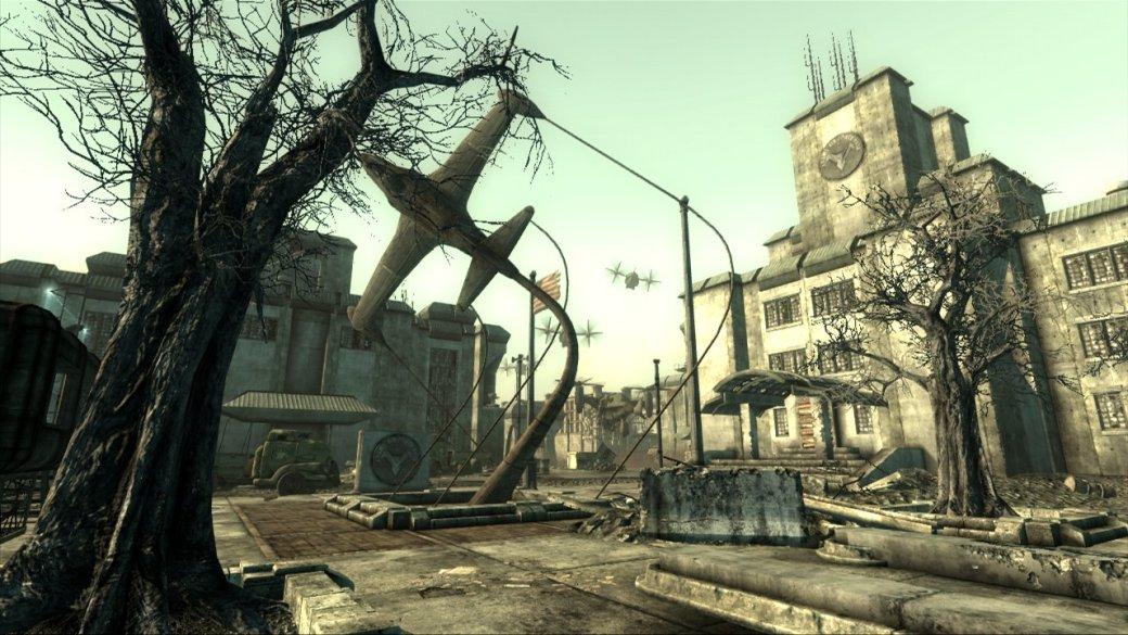 Fallout 3. Как я ее помню | Канобу - Изображение 1