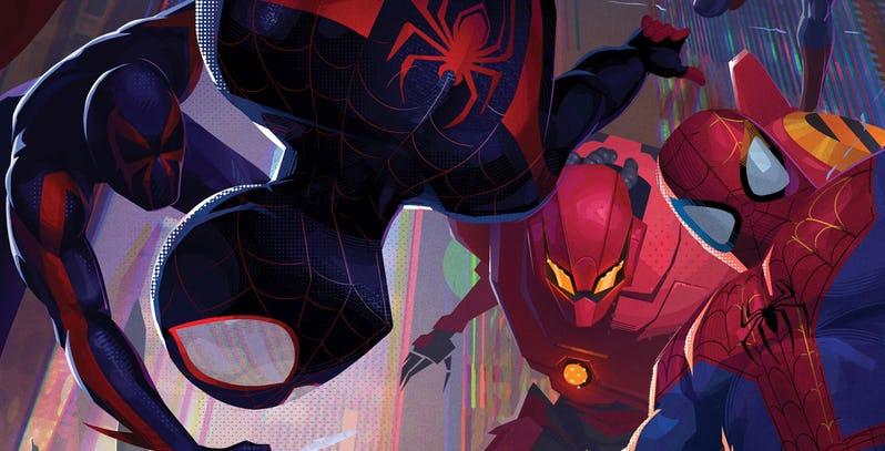 Spider-Verse возвращается! Наэтот раз вцентре сюжета оЛюдях-пауках изразных миров Майлз Моралес | Канобу - Изображение 1496