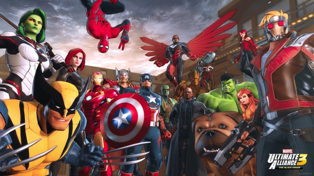 TGA 2018. Анонсирована Marvel Ultimate Alliance 3: Black Order— теперь это эксклюзив для Switch | Канобу - Изображение 8376