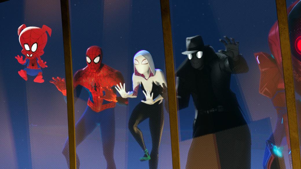 Свин-паук на подносе! В Интернете появилась сцена, не вошедшая в «Человека-паука: Через вселенные»   Канобу - Изображение 7875