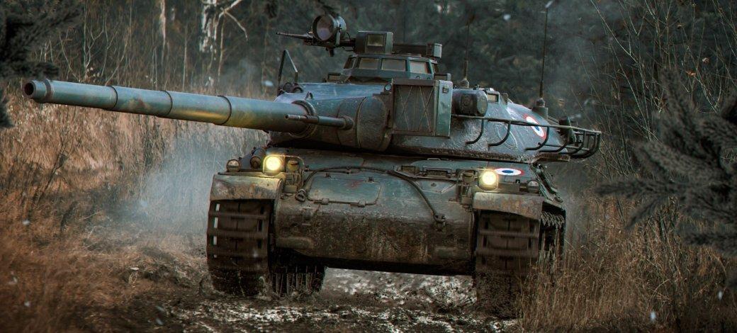 Польские танки, новые боевые задачи и колесная техника. В World of Tanks грядут большие обновления | Канобу - Изображение 5217