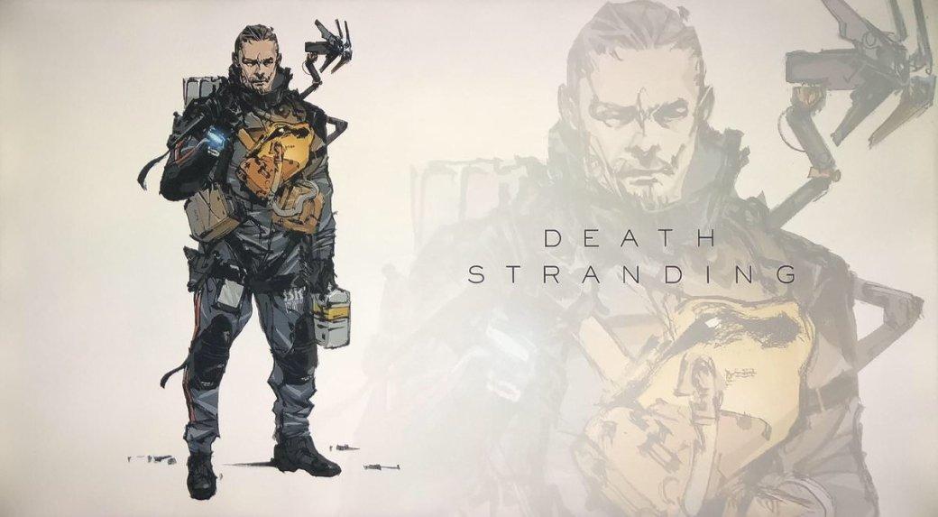 Новый ролик Death Stranding целиком посвящен Человеку взолотой маске. Озвучил его Трой Бейкер | Канобу - Изображение 3
