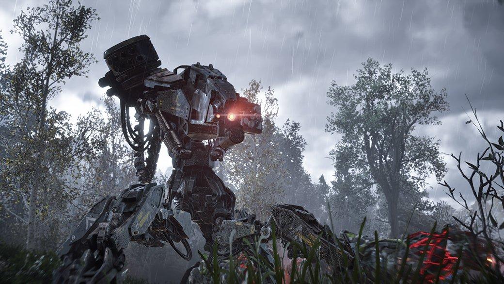 Слайдер: сравниваем машины изHorizon: Zero Dawn cреальными животными | Канобу - Изображение 3