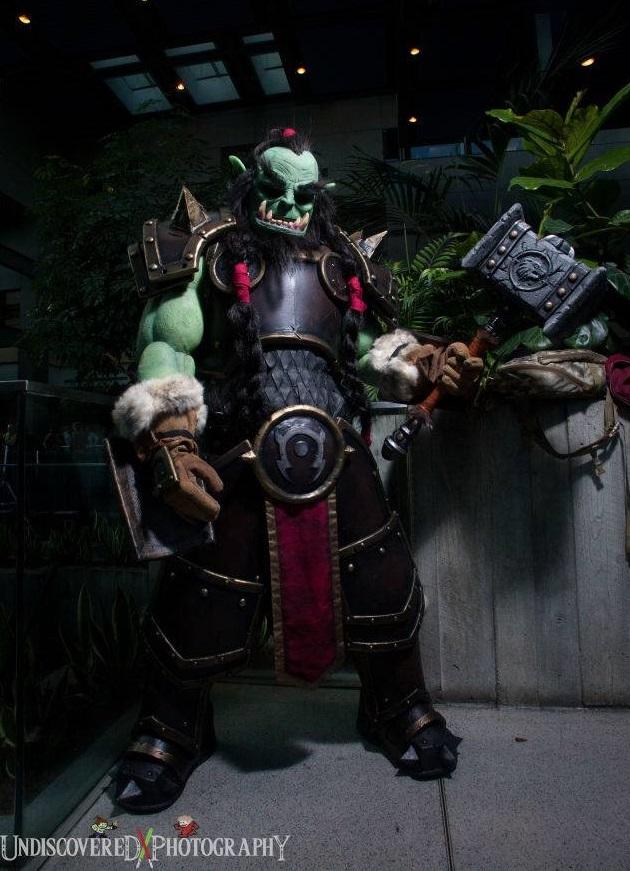 Лучший косплей по Warcraft – герои и персонажи WoW, фото косплееров   Канобу - Изображение 36