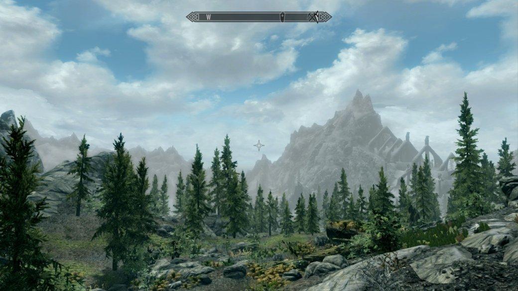 Как TES 5: Skyrim выглядит иработает наNintendo Switch? Отвечаем скриншотами игифками | Канобу - Изображение 6518