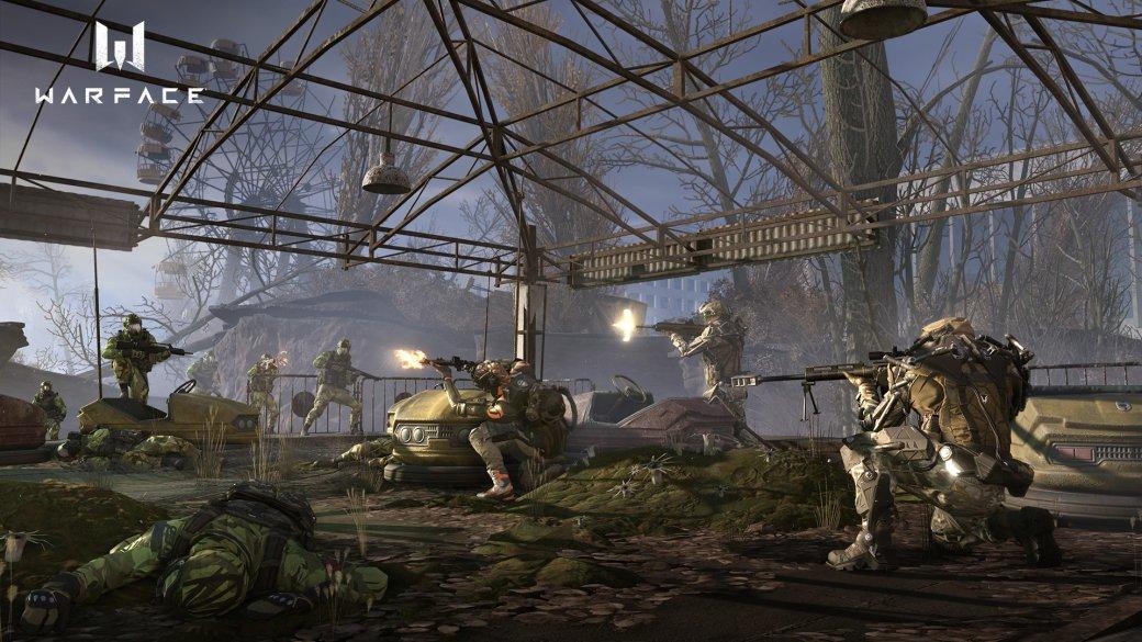 Дроны, зомби икиборги: для Warface вышло обновление «Чернобыль» | Канобу - Изображение 459