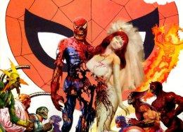 Жуткие ипугающие версии Человека-паука изкомиксов Marvel: отканнибала доогромного мутанта